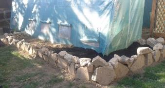 GH stone wall