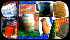 rain barrel collage 2