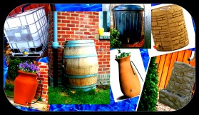rain barrel collage 2